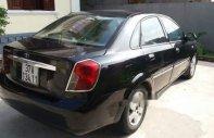 Bán ô tô Daewoo Lacetti đời 2004, màu đen giá 128 triệu tại Nghệ An
