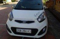 Bán Kia Morning 2012, xe đang dùng ổn định giá 220 triệu tại Thái Nguyên