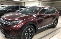 Cần bán Honda CR V G đời 2018, màu đỏ, nhập khẩu nguyên chiếc giá 1 tỷ 13 tr tại Tp.HCM