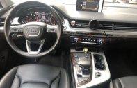 Bán Audi Q7 dòng Sline phiên bản Apec sản xuất 2016, mà đen, nhập khẩu giá 3 tỷ 340 tr tại Tp.HCM