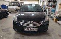 Bán Toyota Vios MT sản xuất năm 2009, màu đen, xe đã ra tên tư nhân từ rất lâu giá 235 triệu tại Hải Phòng