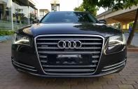 Bán Audi A8 cực mới một chủ từ đầu giá 1 tỷ 850 tr tại Hà Nội