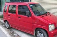 Bán Suzuki APV 1.0 MT đời 2001, màu đỏ chính chủ giá 115 triệu tại Hà Nội