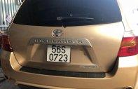 Bán Toyota Highlander 2.7 sản xuất 2010, màu vàng, nhập khẩu  giá 955 triệu tại Tp.HCM