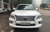 Bán xe LX570 2015 màu trắng giá 5 tỷ 550 tr tại Hà Nội