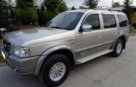 Cần bán xe Ford Everest 2006 máy dầu, số sàn, màu xám ghi giá 312 triệu tại Tp.HCM