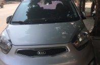 Gia đình bán ô tô Kia Morning AT năm 2011, màu bạc giá 295 triệu tại Bắc Giang