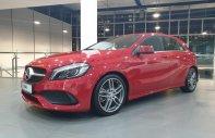 Bán ô tô Mercedes A250 đời 2018, màu đỏ, nhập khẩu giá 1 tỷ 699 tr tại Tp.HCM