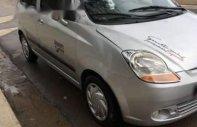 Cần bán xe Chevrolet Spark 2009, màu bạc giá 135 triệu tại Tiền Giang
