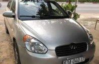Bán gấp Hyundai Verna năm sản xuất 2008, màu bạc, nhập khẩu giá 175 triệu tại Bình Dương