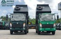 Bán xe ben Howo 6T5 giá mới nhất từ nhà máy TMT giá 410 triệu tại Tp.HCM