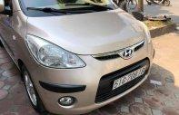 Cần bán xe Hyundai i10 2008, màu vàng, nhập khẩu giá 245 triệu tại Hà Nội