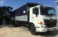 Cân bán xe tải mui bạt FL8JW7A, Euro 4, tải trọng 14.25 tấn, thùng dài giá 1 tỷ 800 tr tại Đà Nẵng