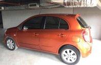 Cần bán lại xe Nissan Micra đời 2010, màu vàng cam, xe nhập số tự động giá 290 triệu tại Hà Nội