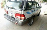 Cần bán gấp xe cũ Ssangyong Musso sản xuất năm 2004, nhập khẩu nguyên chiếc giá 125 triệu tại Bình Dương