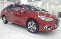 Bán ô tô Hyundai Accent 1.4 ATH sản xuất năm 2018, màu đỏ  giá 550 triệu tại Hà Nội