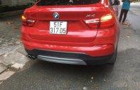 Cần bán xe BMW X4 sản xuất 2015, màu đỏ, nhập khẩu   giá 1 tỷ 850 tr tại Tp.HCM
