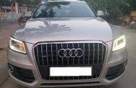 Bán Audi Q5 2.0T Quattro màu bạc/ kem, model 2014 nhập khẩu Đức, biển Hà Nội giá 1 tỷ 399 tr tại Hà Nội