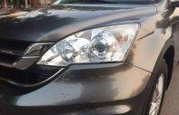 Bán Honda CR V 2.4L AT đời 2011, màu xám chính chủ giá 630 triệu tại Hà Nội