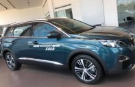 Bán Peugeot 5008 Turbo tăng áp năm sản xuất 2018, màu xanh, giá tốt nhất thị trường Đồng Nai - Bình Thuận - Vũng Tàu giá 1 tỷ 399 tr tại Đồng Nai