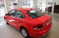 Bán ô tô Volkswagen Polo 1.6 AT đời 2016, màu đỏ, xe mới 100% giá 599 triệu tại Tp.HCM
