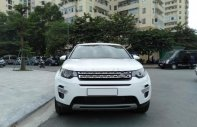 Bán ô tô LandRover Discovery Sport HSE Luxury 2017, màu trắng, xe nhập giá 2 tỷ 350 tr tại Hà Nội