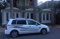 Cần bán gấp Mazda Premacy sản xuất 2004, màu trắng số tự động giá 220 triệu tại Tp.HCM
