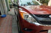 Bán Mazda BT 50 3.2AT 2015, màu đỏ còn mới giá 575 triệu tại Hà Nội