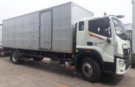Giá bán Thaco Auman C160 tại Hải Phòng, Auman C160 thùng bạt, thùng kín giá 689 triệu tại Hải Phòng