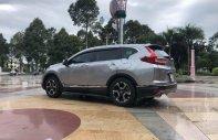 Bán Honda CR V L 2018, màu bạc, xe chính chủ 100% mua mới giá 1 tỷ 220 tr tại Tp.HCM