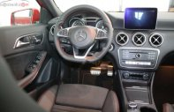 Bán xe Mercedes A250 2018, màu đỏ, kiểu dáng nhỏ gọn và thể thao giá 1 tỷ 699 tr tại Tp.HCM