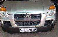 Bán xe Hyundai Starex 2005, nhập khẩu, 6 chỗ 800kg giá 235 triệu tại Tp.HCM