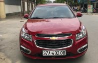 Cần bán Chevrolet Cruze LT 1.6L năm 2018, màu đỏ, xe mua tháng 2/2018 giá 519 triệu tại Nghệ An