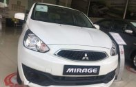 Bán ô tô Mitsubishi Mirage đời 2018, màu trắng, nhập khẩu giá 350 triệu tại Đà Nẵng