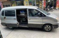 Bán ô tô Hyundai Starex bán tải Van sản xuất 2005, màu bạc, nhập khẩu nguyên chiếc giá 200 triệu tại Hà Nội
