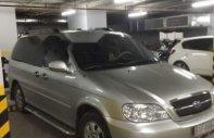 Cần bán xe Kia Carnival đời 2009, màu bạc, nhập khẩu nguyên chiếc, 320 triệu giá 320 triệu tại Tp.HCM