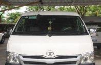 Cần bán gấp Toyota Hiace 2.5 năm 2011, xe công ty không chạy dịch vụ giá 425 triệu tại Đà Nẵng