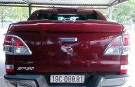 Cần bán Mazda BT 50 sản xuất năm 2014, màu đỏ, xe nhập, số sàn, 2 cầu điện giá 450 triệu tại Hà Nội