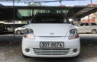 Bán Daewoo Matiz đời 2010, màu trắng, nhập khẩu nguyên chiếc, giá chỉ 190 triệu giá 190 triệu tại Hà Nội