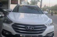 Bán Hyundai Santa Fe đời 2018, màu trắng, giá tốt giá 980 triệu tại Đà Nẵng