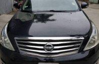 Cần bán lại xe Nissan Teana 2.0 AT sản xuất năm 2009, màu đen, nhập khẩu nguyên chiếc giá 485 triệu tại Hà Nội
