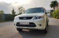 Cần bán lại xe Ford Escape 2.3 AT sản xuất 2013, màu trắng, giá 495tr giá 495 triệu tại Hà Nội