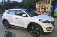 Bán xe Hyundai Tucson sản xuất 2018, màu trắng, giá chỉ 775 triệu giá 775 triệu tại Hà Nội