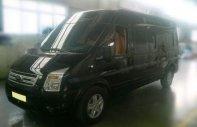Cần bán lại xe Ford Transit President sản xuất 2015, màu đen, nhập khẩu giá 1 tỷ 100 tr tại Tp.HCM