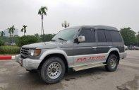 Bán Mitsubishi Pajero 3.0V6 sản xuất năm 2004, màu xám, xe gia đình  giá 198 triệu tại Hà Nội