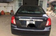Cần bán lại xe Chevrolet Lacetti năm 2011, màu đen, giá tốt  giá 255 triệu tại Hà Tĩnh