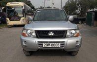 Bán Mitsubishi Pajero chở tiền đời 2005, màu bạc, xe nhập, giá 245tr giá 245 triệu tại Hà Nội