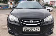 Bán xe Hyundai Avante sản xuất 2012 màu đen, 365 triệu giá 365 triệu tại Hải Dương