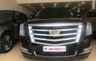 Bán Cadillac Escalade sản xuất 2015 màu đen nội thất nâu, xe cực đẹp giá 5 tỷ 280 tr tại Hà Nội