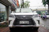 Cần bán xe Lexus LX 570 đời 2017, màu trắng, nhập khẩu nguyên chiếc Trung Đông: LH E Hương 0945392468 giá 7 tỷ 350 tr tại Hà Nội